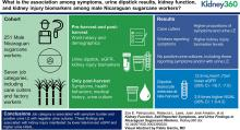 Kidney Function, Self-Reported Symptoms, and Urine Findings in Nicaraguan Sugarcane Workers