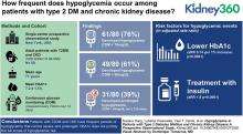 Hypoglycemia in Patients with Type 2 Diabetes Mellitus and Chronic Kidney Disease: A Prospective Observational Study