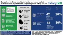 Beyond Panel-Based Testing: Exome Analysis Increases Sensitivity for Diagnosis of Genetic Kidney Disease