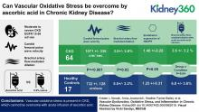 Vascular Dysfunction, Oxidative Stress, and Inflammation in Chronic Kidney Disease